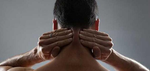أسباب ألم الرقبة من الخلف