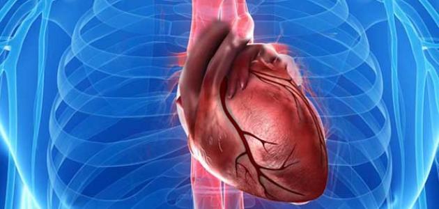 أعراض سرطان القلب
