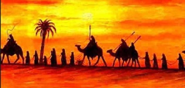 قصة هجرة الرسول  عليه السلام