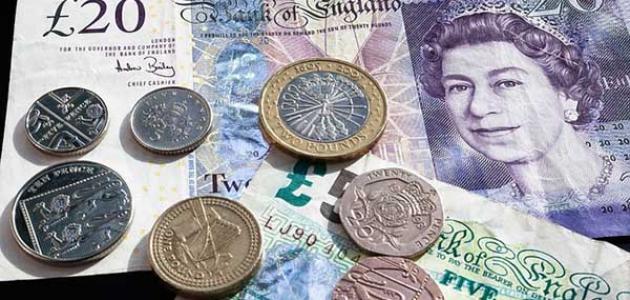 تاريخ العملة البريطانية