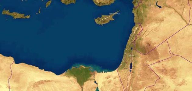دول البحر الأبيض المتوسط