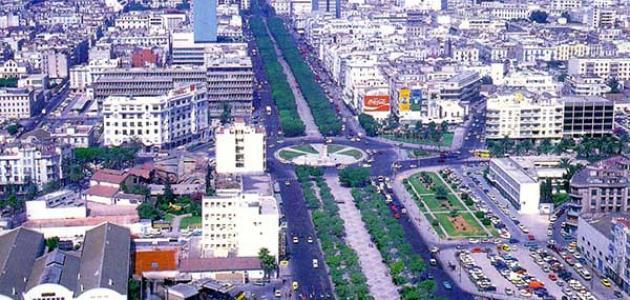 ما هي عاصمة تونس
