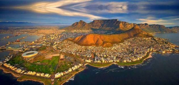 السياحة في جنوب أفريقيا