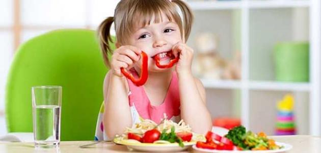 أسس التغذية السليمة للجسم