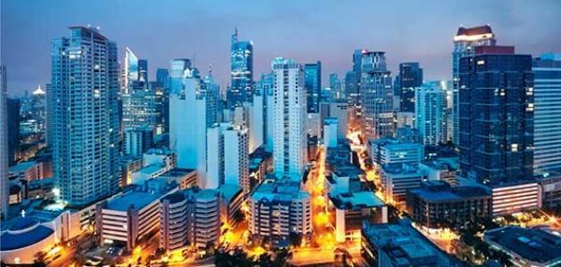 معلومات عن مدينة مانيلا