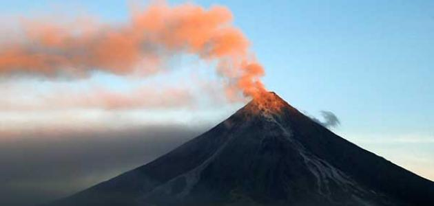 معلومات عن بركان مايون