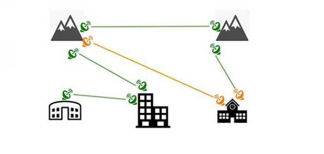 ما هو مقوي الشبكة