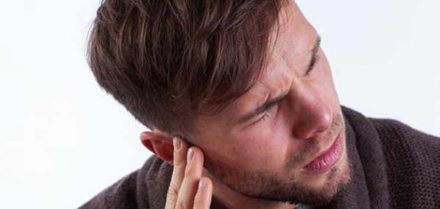 علاج التهاب الأذن الوسطى