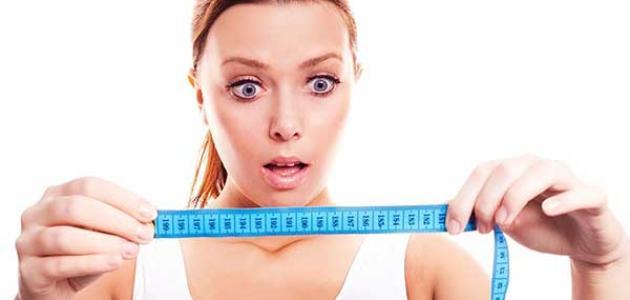 أسباب زيادة الوزن بعد التكميم