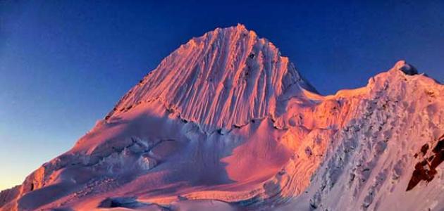 ما هي أطول جبال في العالم