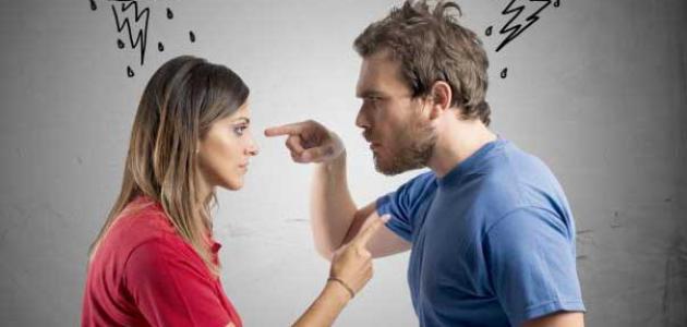 حكم الطلاق عند الغضب الشديد