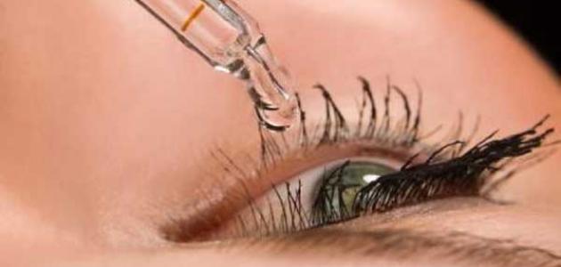 حكم قطرة العين للصائم وقطرة الأنف والأذن