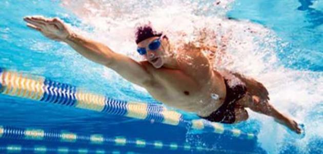 حكم السباحة في رمضان