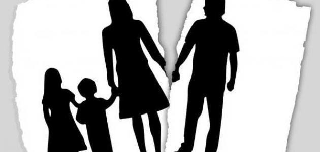 حكم الطلاق