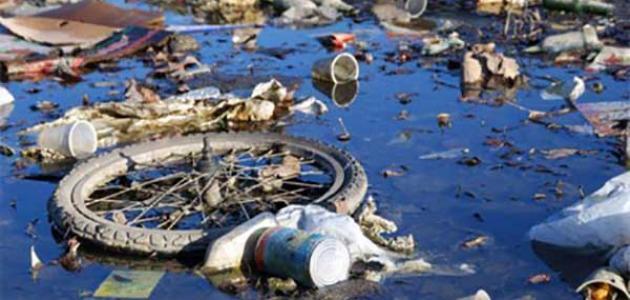 موضوع عن تلوث المياه