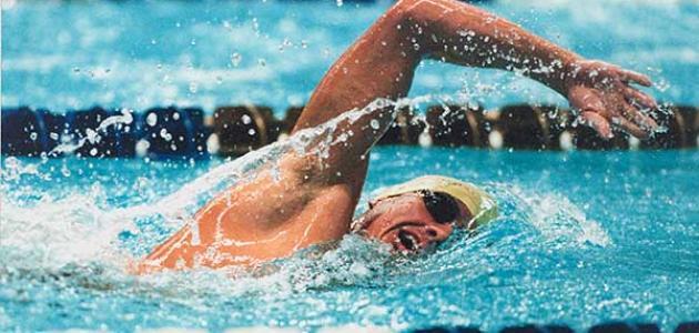 موضوع تعبير عن رياضة السباحة