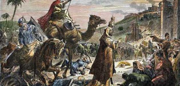 أحداث أول معركة في الإسلام