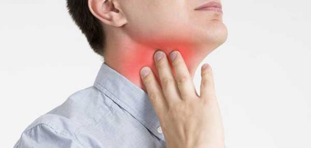 تشخيص سرطان الحنجرة