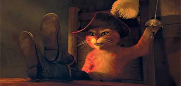 قصة القط ذو الحذاء