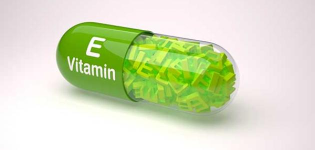 أسباب نقص فيتامين E