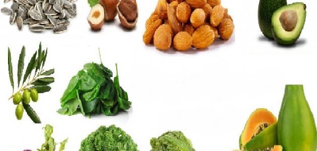 الأطعمة الغنية بفيتامين B3