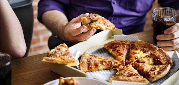 أضرار الأكل غير الصحي