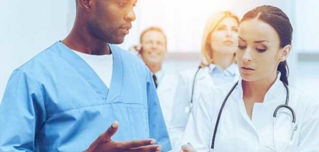 تشخيص التهاب الغدد اللمفاوية في الفخذ