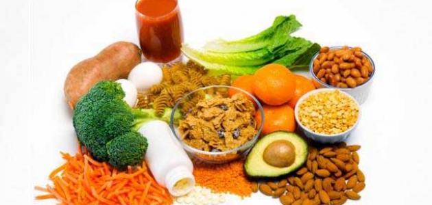 الأطعمة الغنية بفيتامين B9