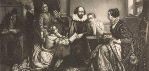 أشهر مسرحيات شكسبير