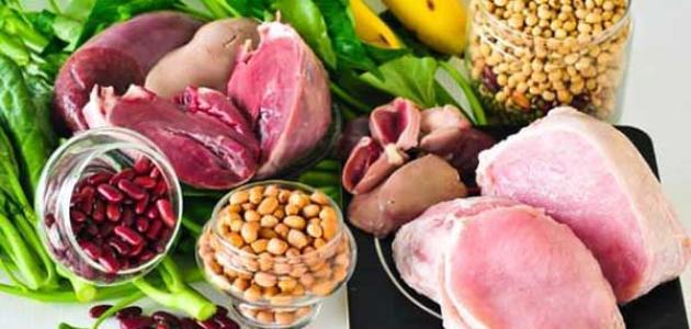 الأطعمة الغنية بفيتامين B5