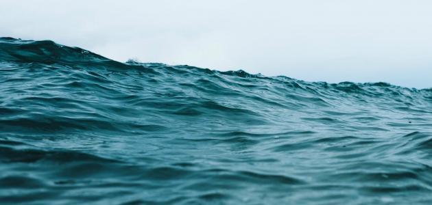 أسماء البحار في العالم