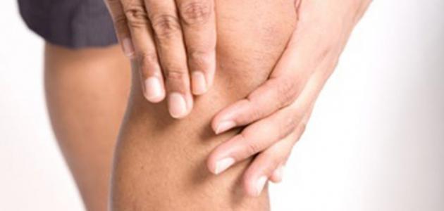 علاج طقطقة الركبة
