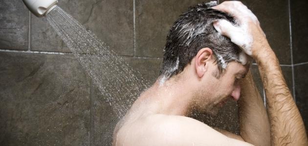 حكم غسل الجنابة في رمضان قبل الظهر