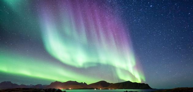 ما هو الشفق القطبي