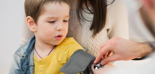 الوقاية من ارتفاع الضغط عند الأطفال