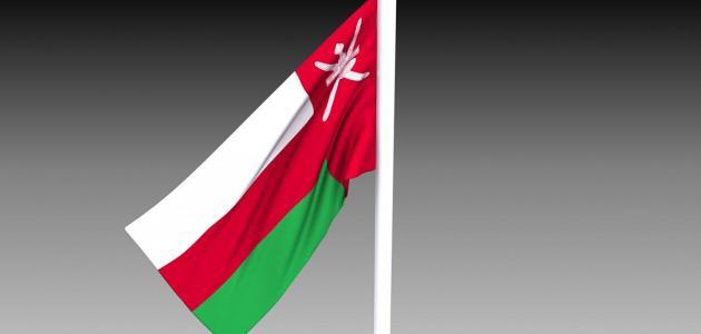 تعبير عن اليوم الوطني العماني