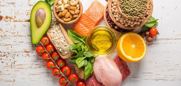 الغذاء الصحي لمرضى القلب