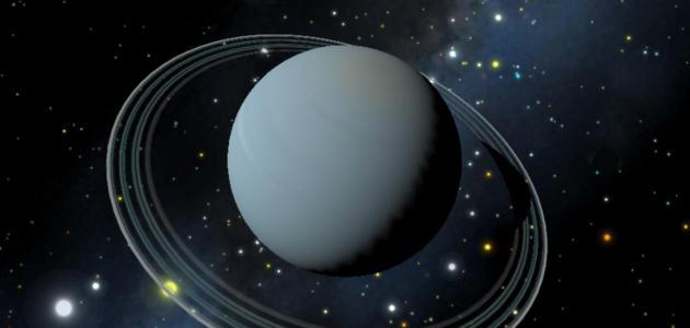 معلومات عن كوكب أورانوس