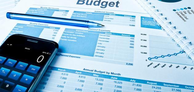 أنواع الأصول والخصوم في الميزانية