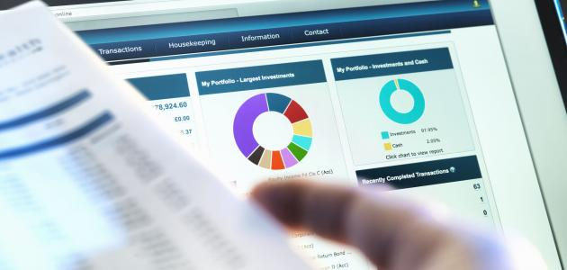دور المعلومات المحاسبية في اتخاذ القرارات الاستثمارية