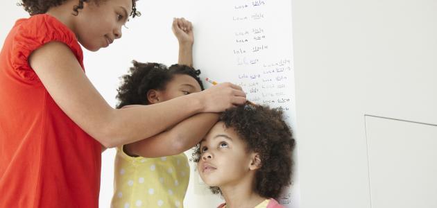 علاج قصر القامة عند البنات