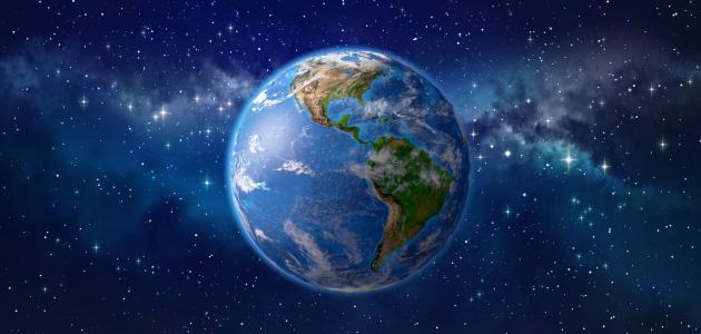 محيط الكرة الأرضية