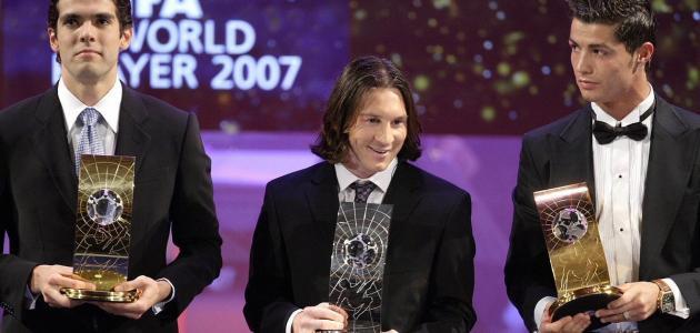 أفضل لاعب في العالم لعام 2007