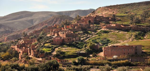 الدول التي حكمت المغرب