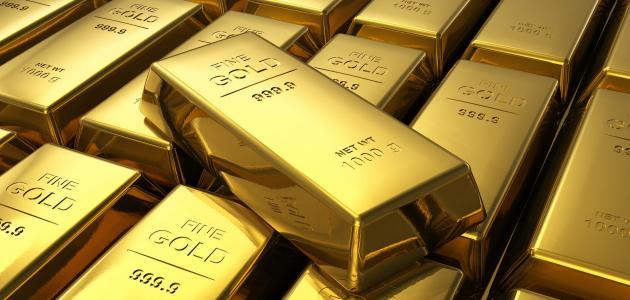 متى ينخفض سعر الذهب