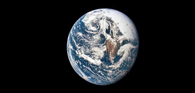 بحث عن كوكب الأرض
