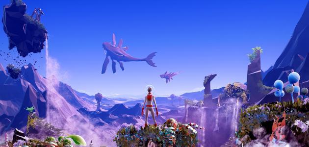 قصة خيال علمي قصيرة عن مخلوقات فضائية