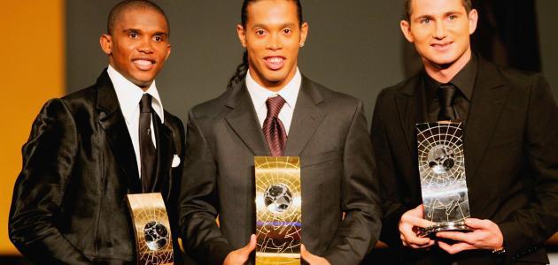 أفضل لاعب في العالم لعام 2005