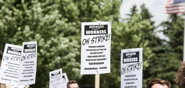 الإضراب في قانون العمل الأردني