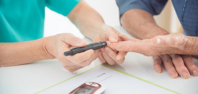مضاعفات مرض السكري
